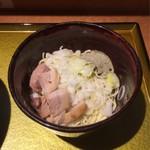 麺屋音 - 和え玉