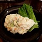 陳麻家 - ポテトサラダ:190円