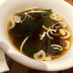 80411009 - 街中華スープ