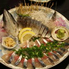 清力旅館 - 料理写真:唐津Qサバ