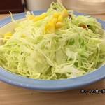 松屋 - サラダ