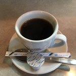 イタリア風家庭料理 パスト - ドリンク写真:セットのコーヒー('18/02/04)