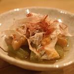 タキギヤ - 蕗とお揚げ煮