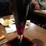 大衆ビストロGABRI - 溢れワイン