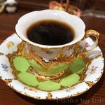 アメ横ダンケ - コーヒー