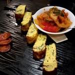 ナギサテイ - 前菜3種