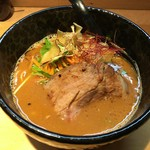 麺匠 喜楽々 - 料理写真:みそらーめん 900円