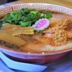 サバ6製麺所Plus - 中華そば