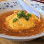 サバ6製麺所Plus - 半天津飯
