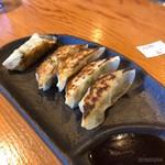 博多ラーメン 鶴亀堂 - 餃子
