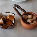 タンタ フェリチッタ - 砂糖とミルク