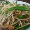 中華料理 天王 - 料理写真:レバニラ