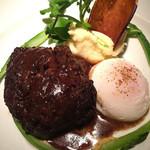 ラグシス - 極上黒毛和牛の煮込みハンバーグ