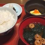 80424960 - トマトすきやき膳 (2500円)