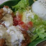 青島モノラル - 料理写真:宮崎のチキン南蛮好きが選ぶナンバーワン!キングオブチキン南蛮