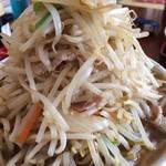 七福食堂 - 料理写真:もやしラーメン大盛