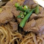 松尾ジンギスカン - お肉は美味しい♪