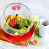 抹茶のティラミス 〜旬の果物と和三盆キャラメル〜