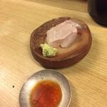 和洋酒菜 ひで - 天草産の天然ヒラメ