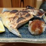 片町 弥ひろ - かま塩焼き
