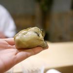 初音鮨 - 牡蠣
