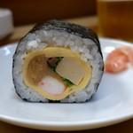 家庭料理 小川 - 太巻き