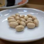 家庭料理 小川 - 福豆