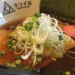 80429978 - 東京TOKYO醤油ラーメン (780円)