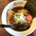 80429979 - 東京TOKYO醤油ラーメン (780円)