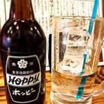 博多よかたい - 黒ホッピーセット (450円)
