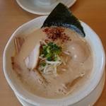 麺縁 ジョウモン - 味玉濃厚豚みそ