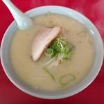 元祖鶴つる亭 - 料理写真:白しょうゆラーメン(690円)