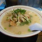 麺屋社中 - 塩味 ¥700