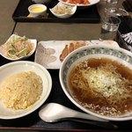 東天閣 - 東天麺セット