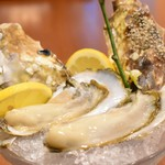 厚岸水産 かき小屋 - 生牡蠣(クーポンサービス)