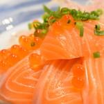 厚岸水産 かき小屋 - 彩丼