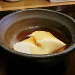 80437757 - 自家製豆腐