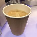 変なカフェ - アメリカーノ