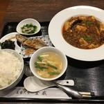 美食天堂 金威 - 麻婆豆腐セット