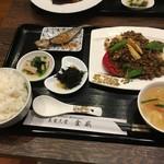 美食天堂 金威 - 日替わりセット