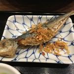 美食天堂 金威 - 豆鯵のから揚げ