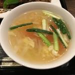 美食天堂 金威 - スープ