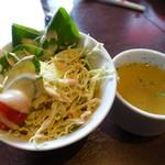 Revo - サラダとスープ