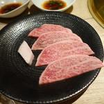 肉と八菜 OTOKICHI - 特撰ロース焼しゃぶ