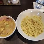 80440773 - 特製つけ麺(大盛)1050円