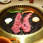 肉と八菜 OTOKICHI - カルビジュージュー