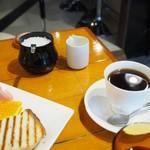 カフェ平井 - コーヒーセット