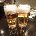 人人人 マルヤマクラス店 - ビール