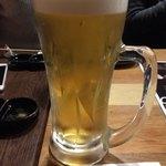 80441803 - とりあえずのビール
