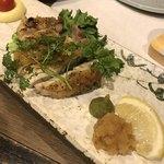 活魚料理 いか清 - 知床鶏塩焼